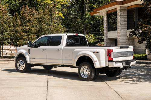 33 Best 2019 Ford F450 Super Duty Release Date And Concept