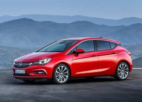 33 Best 2019 Opel Astra Model