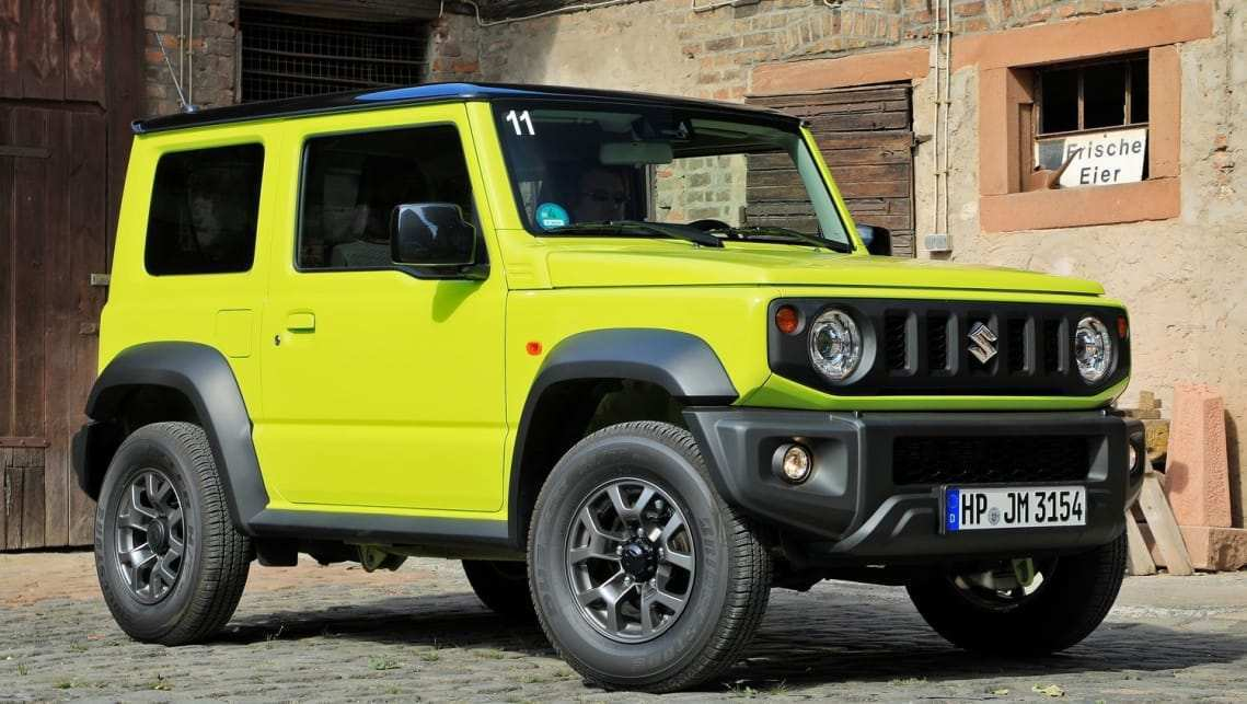 33 Best 2019 Suzuki Jimny Model Overview