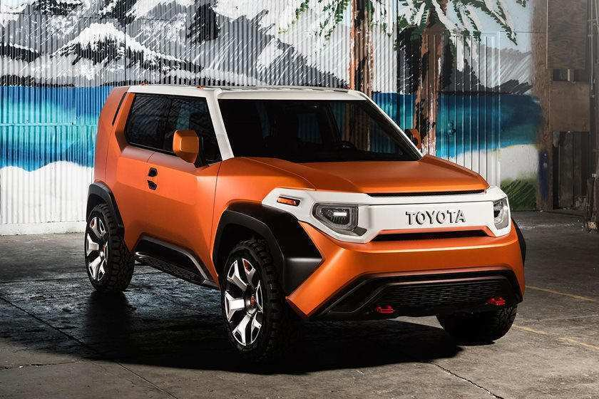 33 Best 2019 Toyota FJ Cruiser Wallpaper