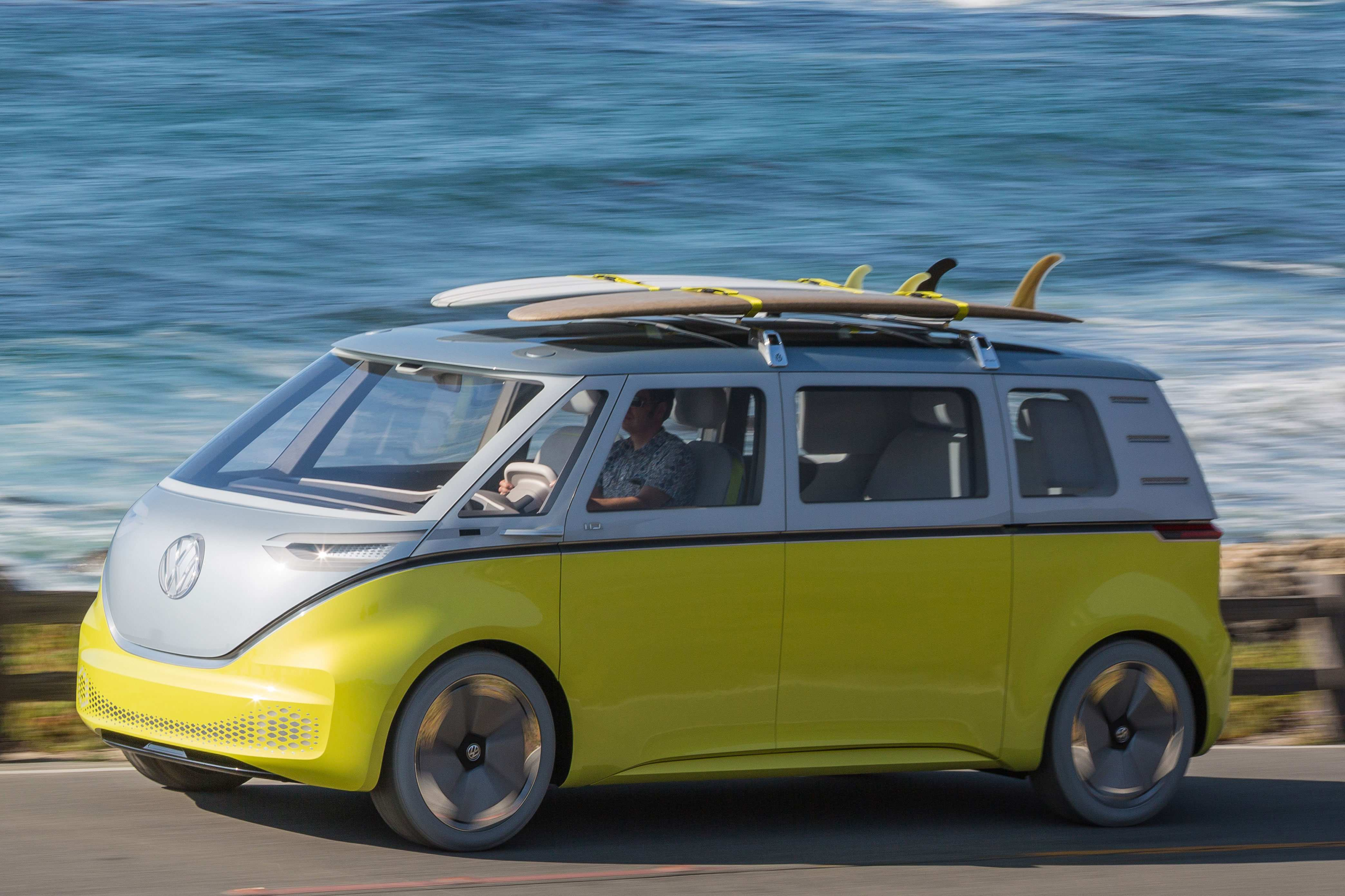 33 Best 2019 Volkswagen Bus Redesign And Concept