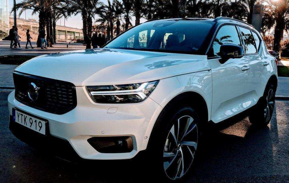 33 Best 2019 Volvo Xc40 Mpg Redesign And Concept