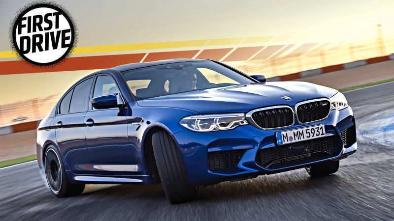 33 Best 2020 BMW M5 Xdrive Awd Review And Release Date