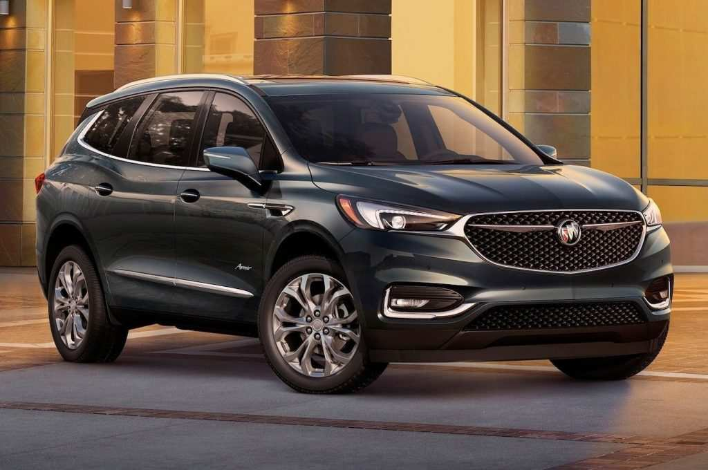 33 Best 2020 Buick Enclave Spy Photos Rumors