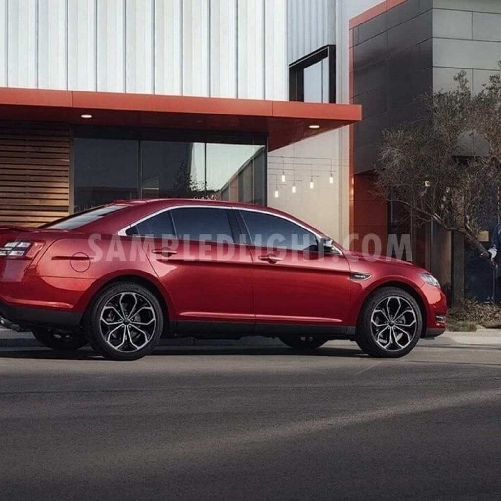 33 Best 2020 Ford Taurus New Concept