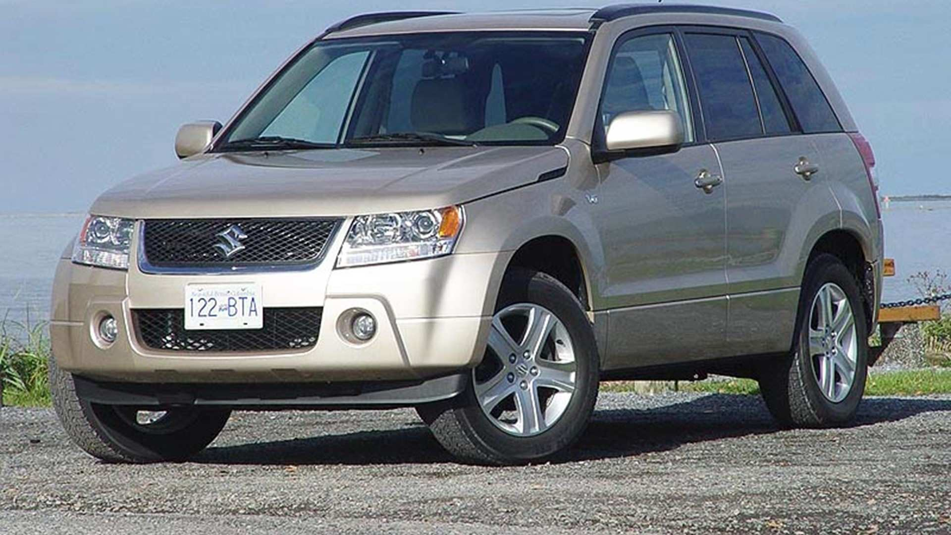33 Best 2020 Suzuki Grand Vitara Preview Spy Shoot