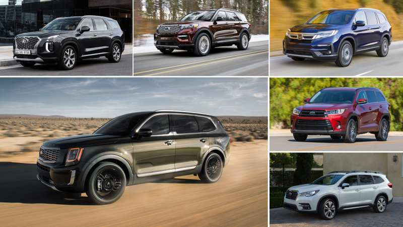 33 Best Kia Large Suv 2020 Price Design And Review