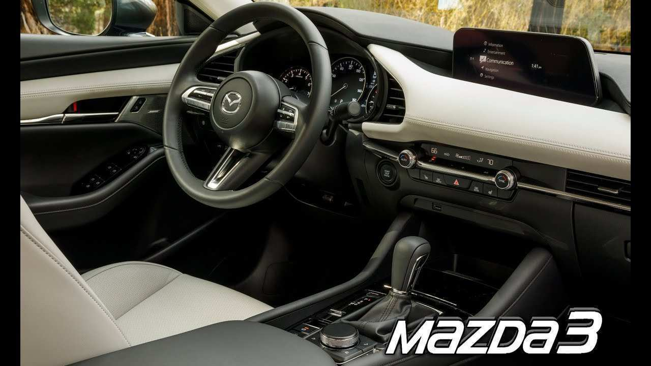 33 Best Mazda 3 2019 Interior Review And Release Date
