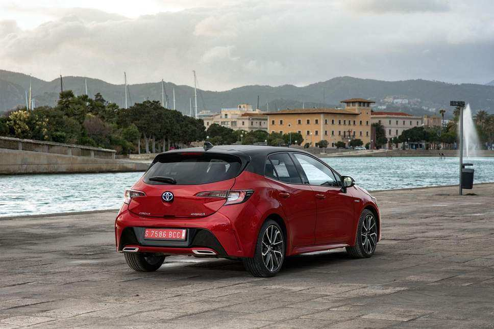 33 Best Toyota Corolla 2019 Uk Price And Release Date