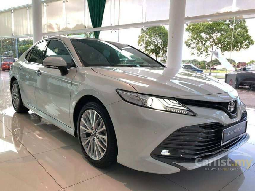 33 New 2019 All Toyota Camry Concept