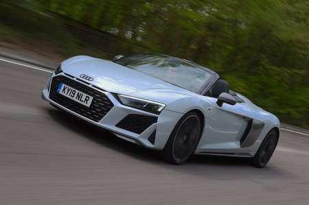 33 New 2019 Audi R8 V10 Spyder Spesification