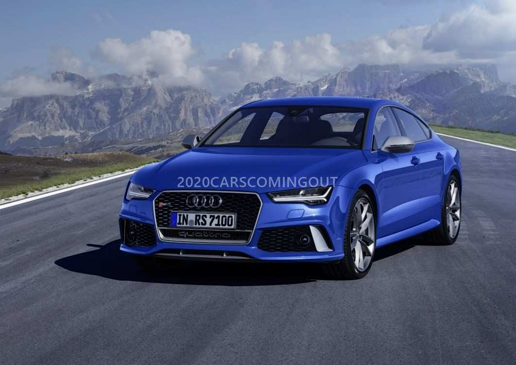 33 New 2019 Audi Rs7 Concept And Review