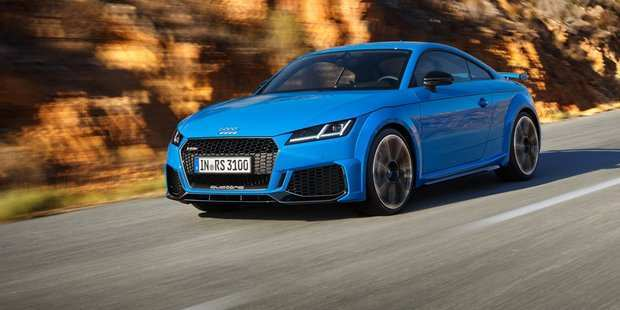 33 New 2019 Audi Tt Rs Interior
