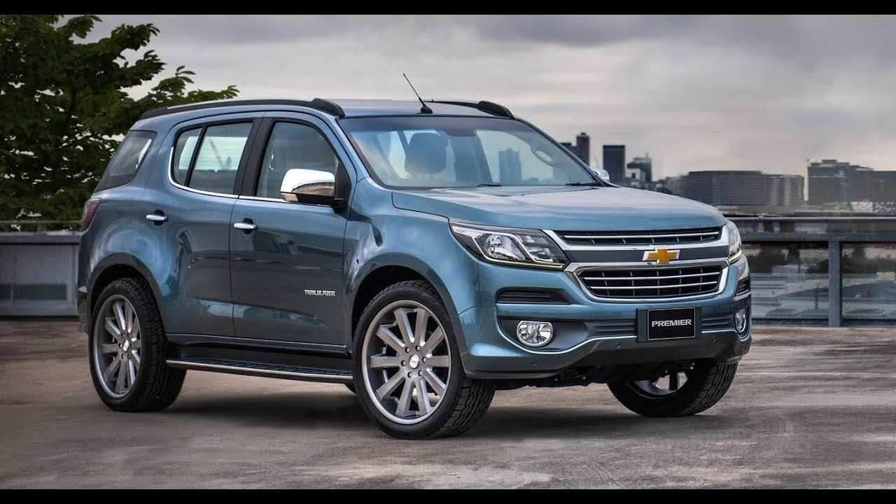 33 New 2019 Chevy Trailblazer Ss Redesign And Review