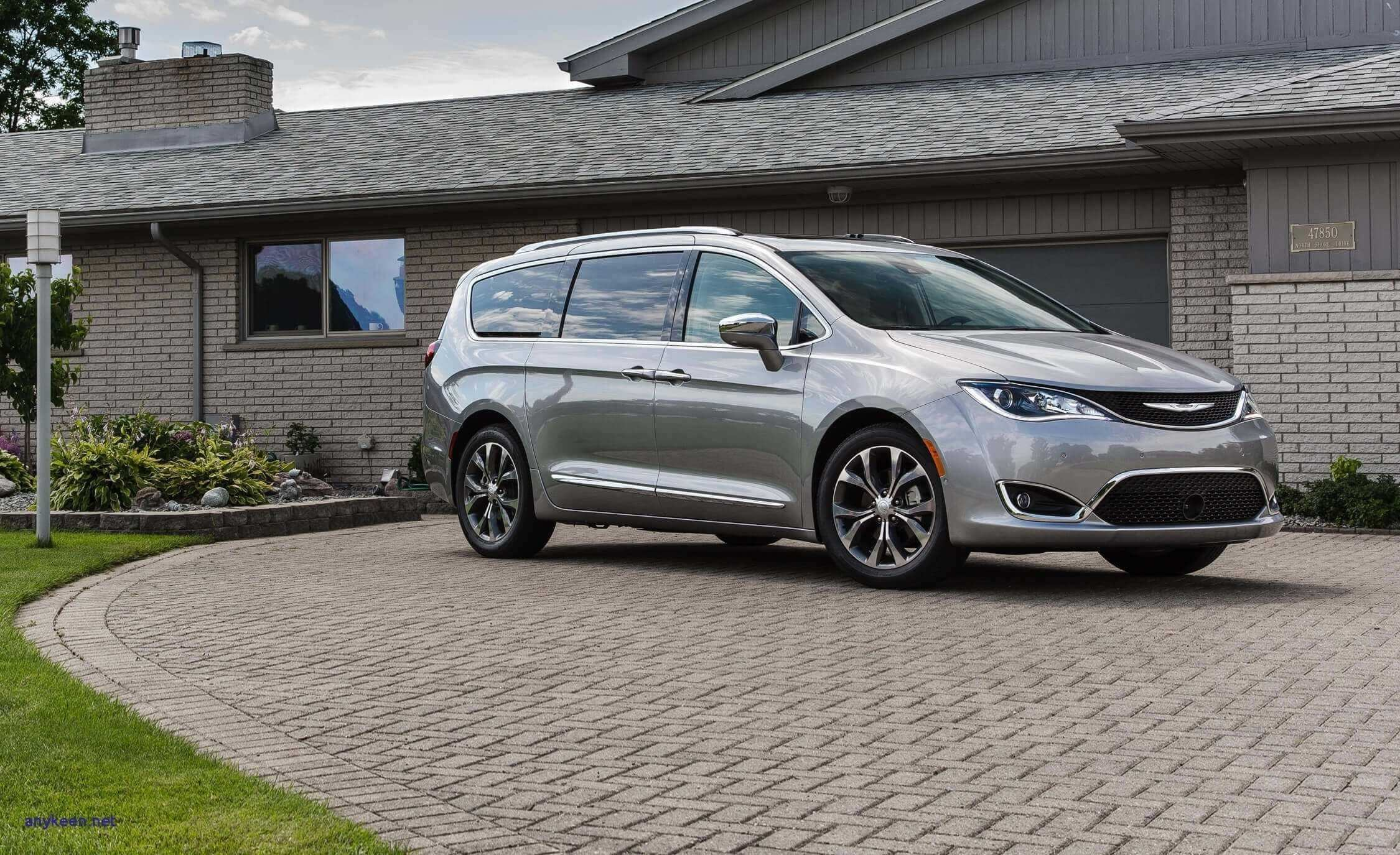 33 New 2019 Chrysler Town Country New Concept