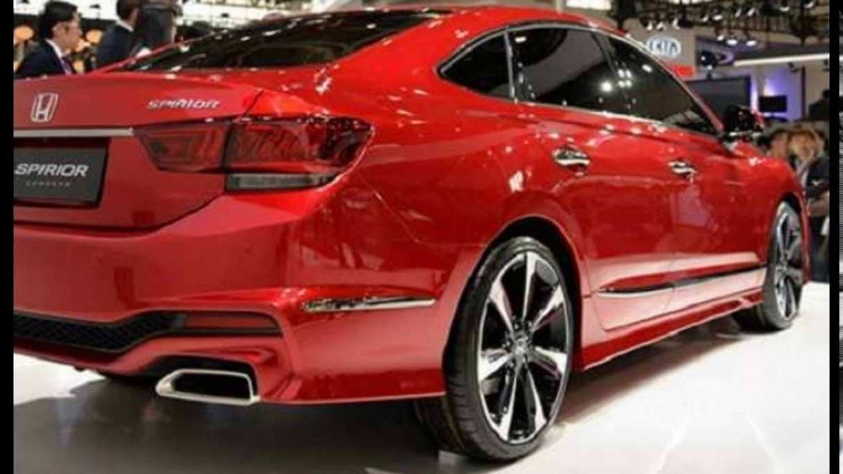 33 New 2019 Honda Accord Spirior Review And Release Date
