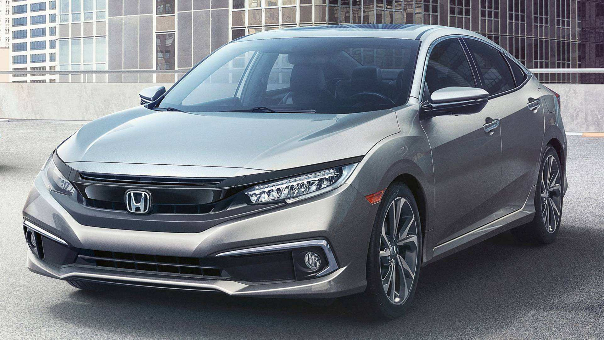 33 New 2019 Honda Civic Coupe Price
