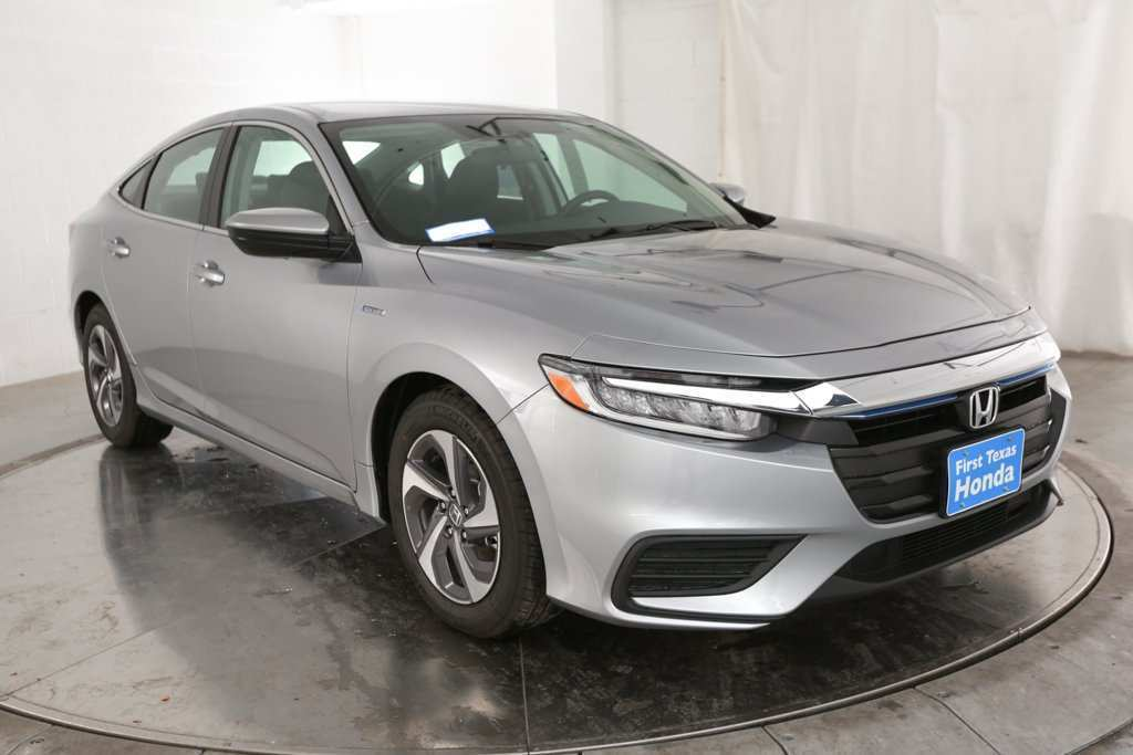 33 New 2019 Honda Insight New Model And Performance