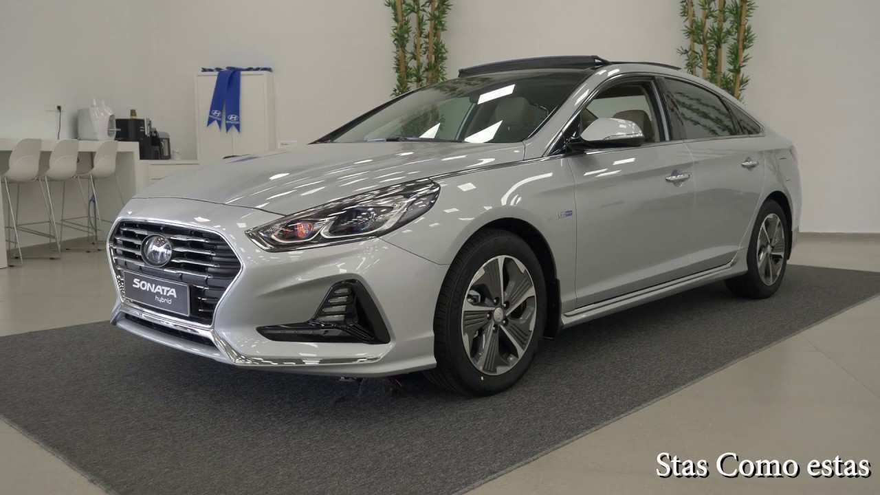 33 New 2019 Hyundai Sonata Hybrid New Model And Performance