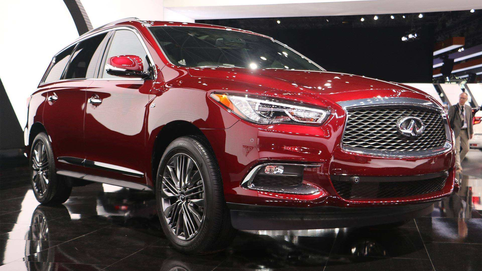 33 New 2019 Infiniti QX60 Hybrid Reviews
