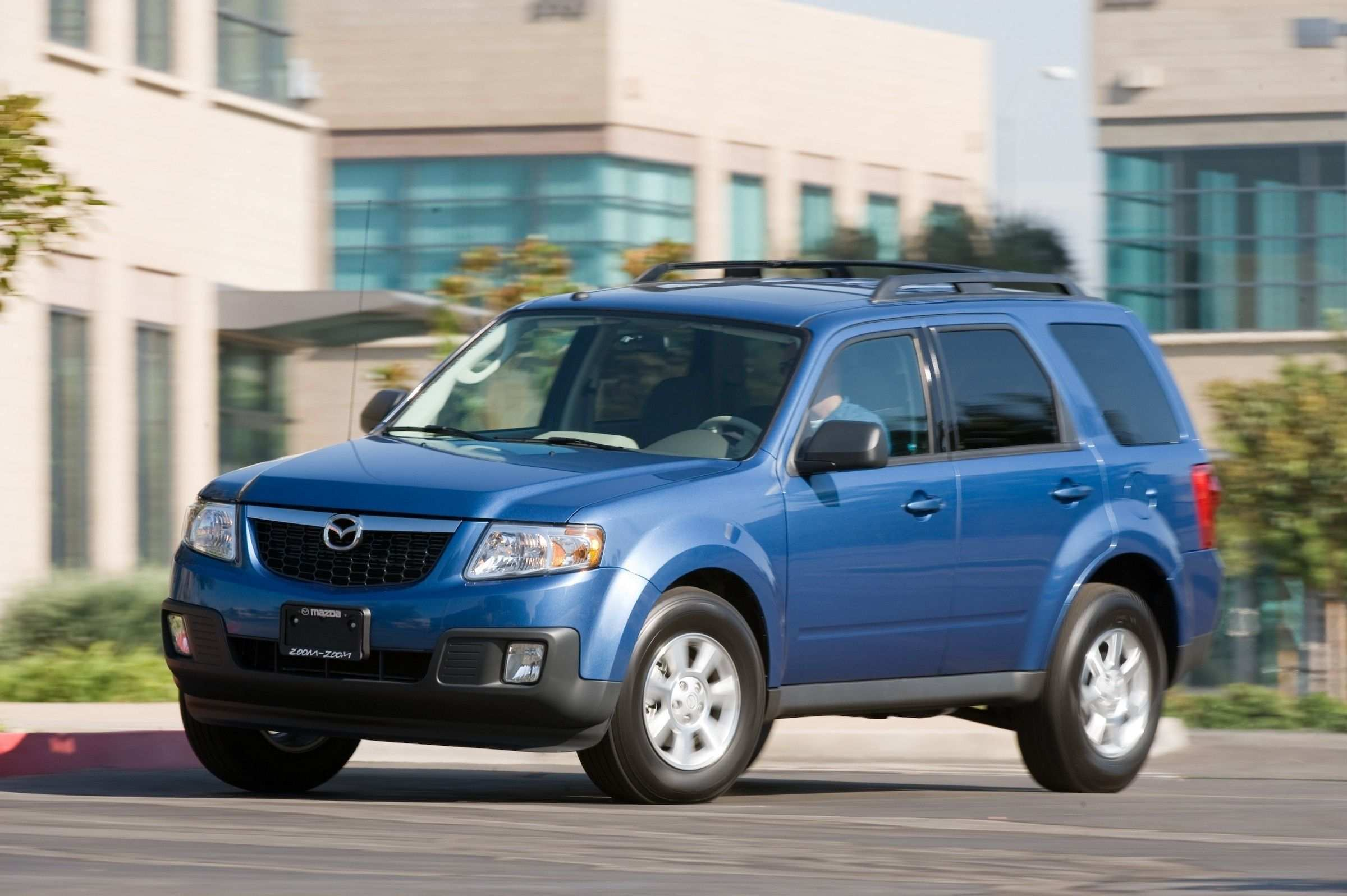 33 New 2019 Mazda Tribute Release Date And Concept