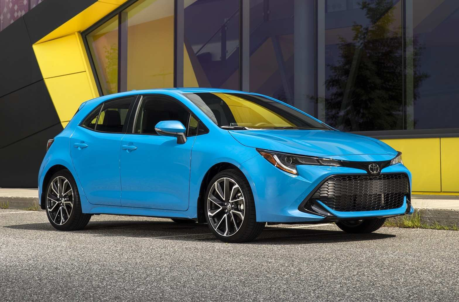 33 New 2019 Toyota Corolla Hatchback Redesign And Concept
