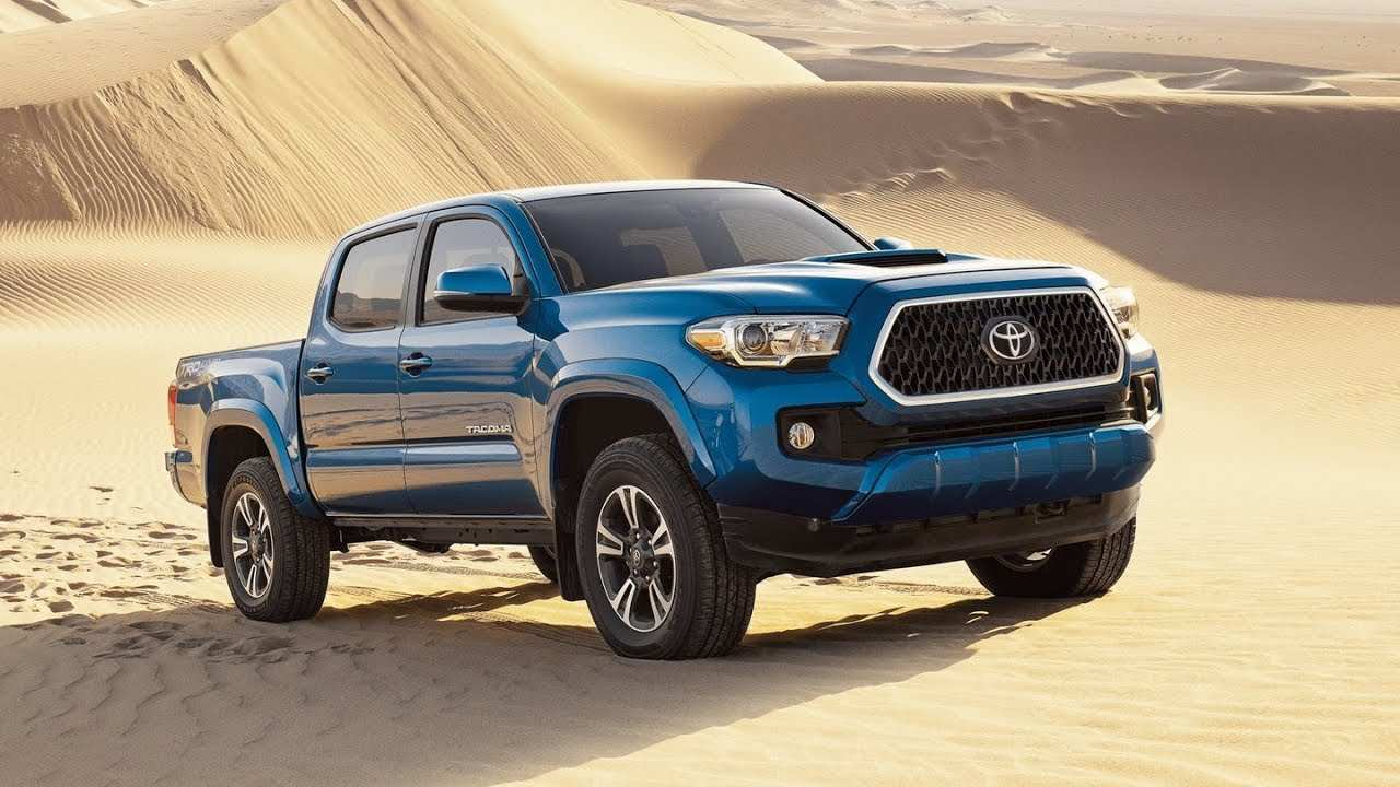 33 New 2019 Toyota Tacoma Diesel Trd Pro Price And Release Date