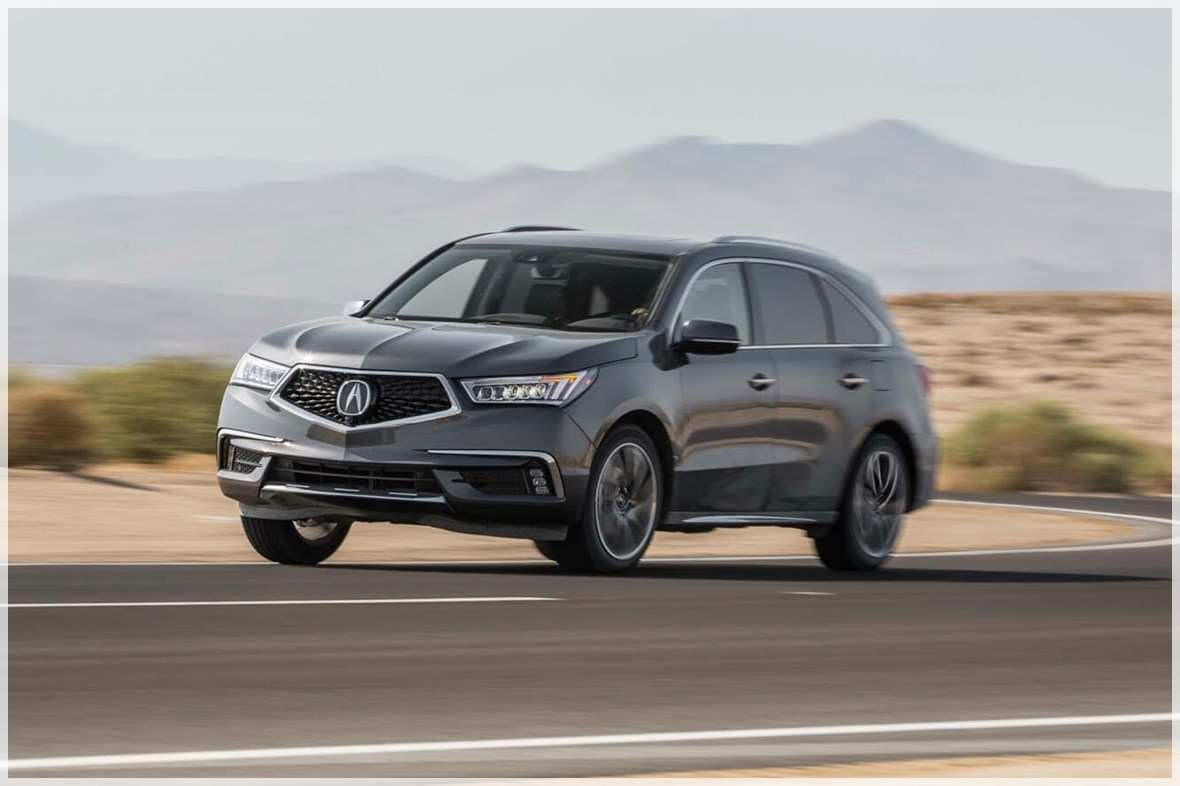 33 New 2020 Acura Mdx Rumors Specs And Review