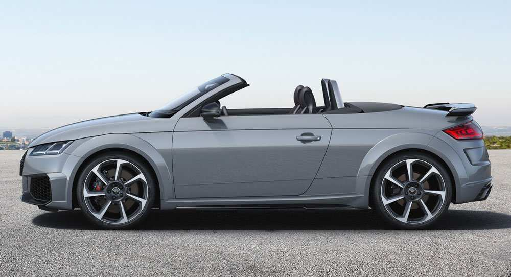 33 New 2020 Audi Tt Rs Redesign And Concept