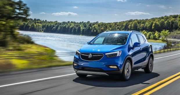 33 New 2020 Buick Encore Changes Release