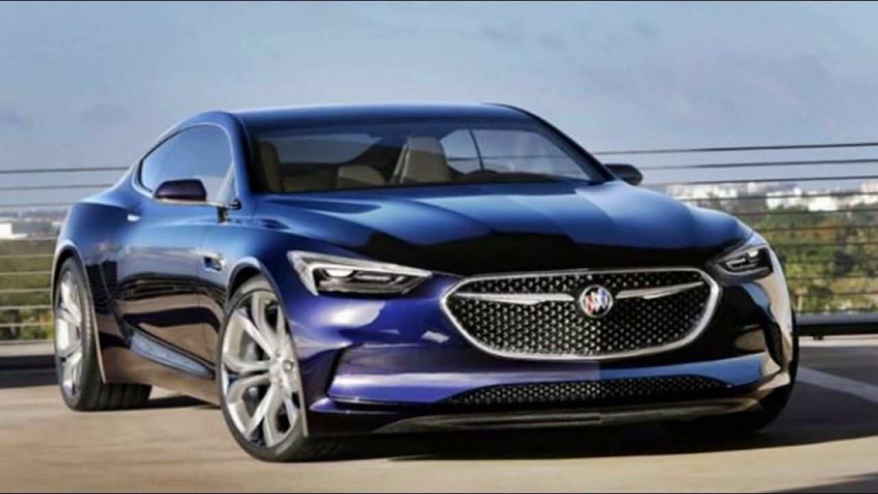 33 New 2020 Buick Grand National Gnxprice New Concept