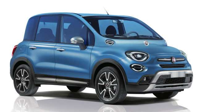 33 New 2020 Fiat 500X Redesign And Concept
