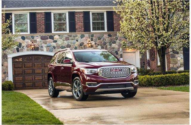 33 New 2020 GMC Acadia Vs Chevy Traverse Overview