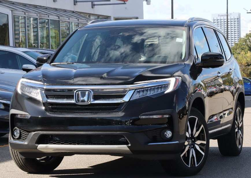 33 New 2020 Honda Pilot Redesign