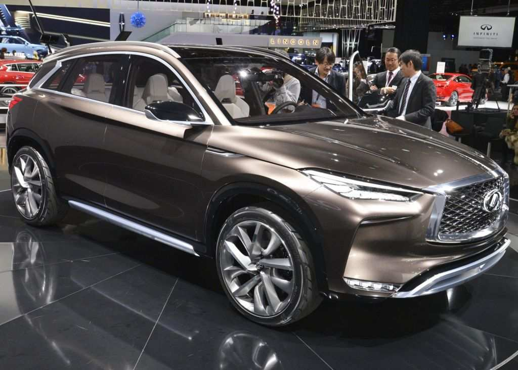 33 New 2020 Infiniti Q60 Redesign And Concept