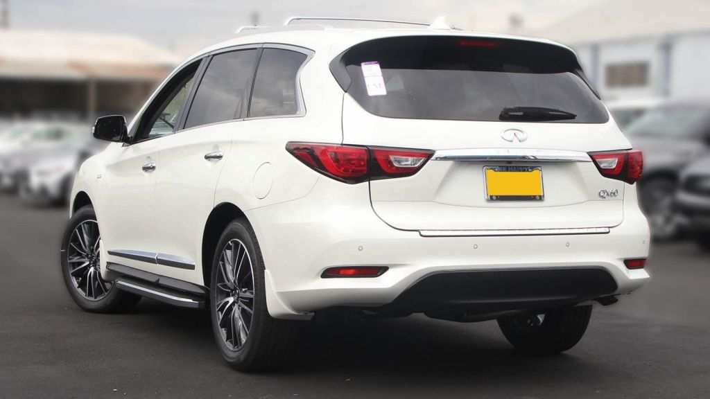 33 New 2020 Infiniti Qx60 Hybrid First Drive