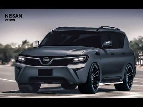 33 New 2020 Nissan Patrol Release Date And Concept