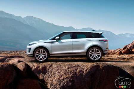 33 New 2020 Range Rover Evoque Xl Redesign And Review