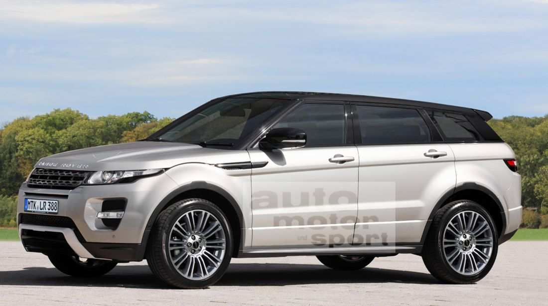 33 New 2020 Range Rover Evoque Xl Release