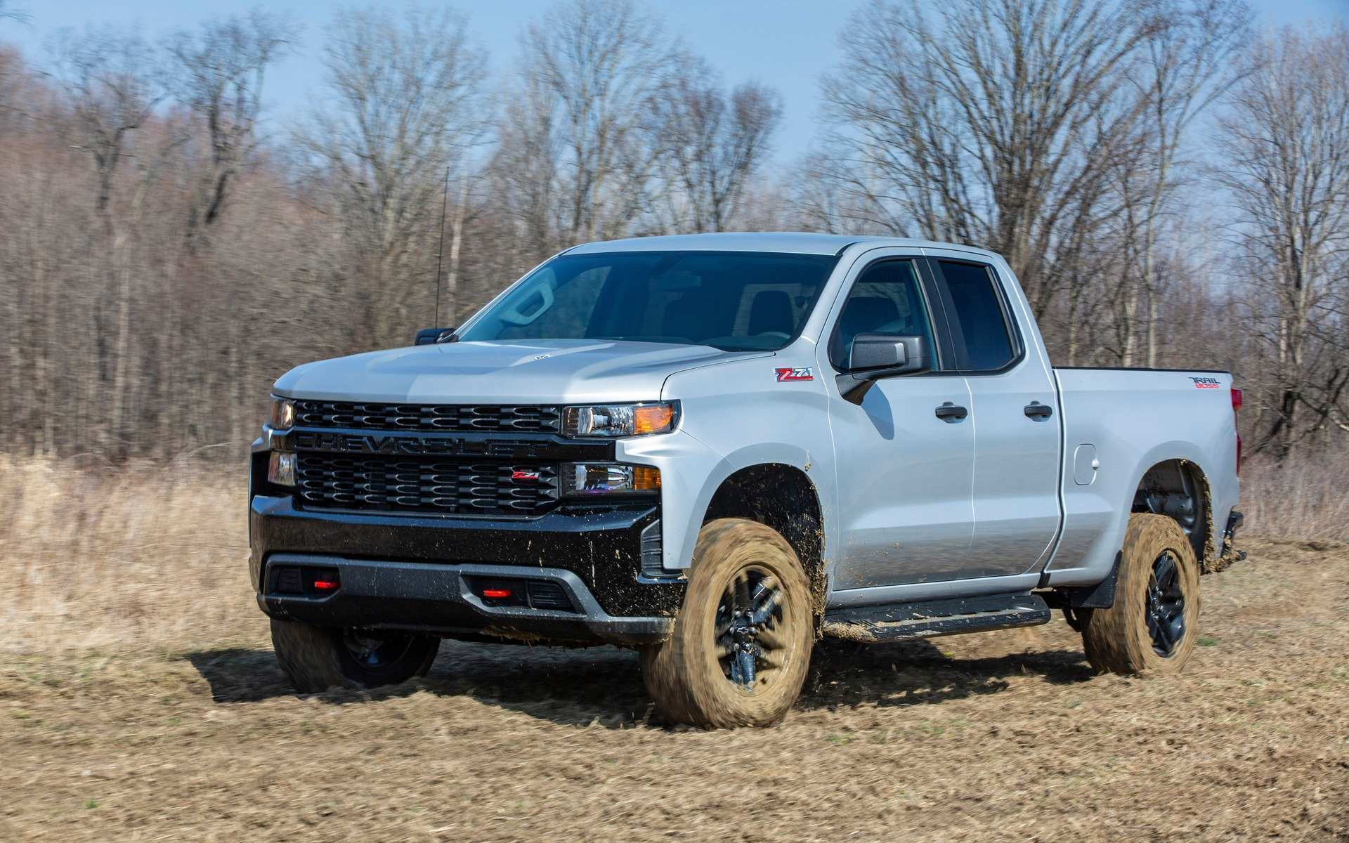 33 New 2020 Silverado Hd Pictures