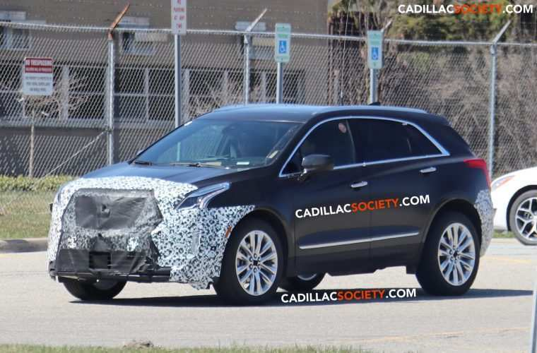 33 New 2020 Spy Shots Cadillac Xt5 Picture