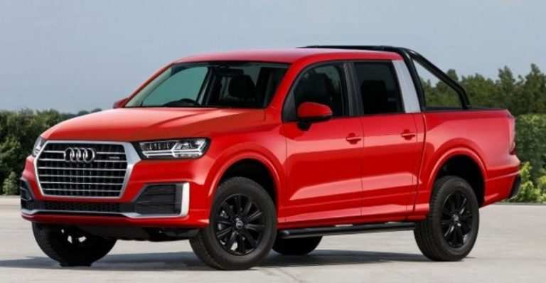 33 New Audi Pickup 2020 Overview