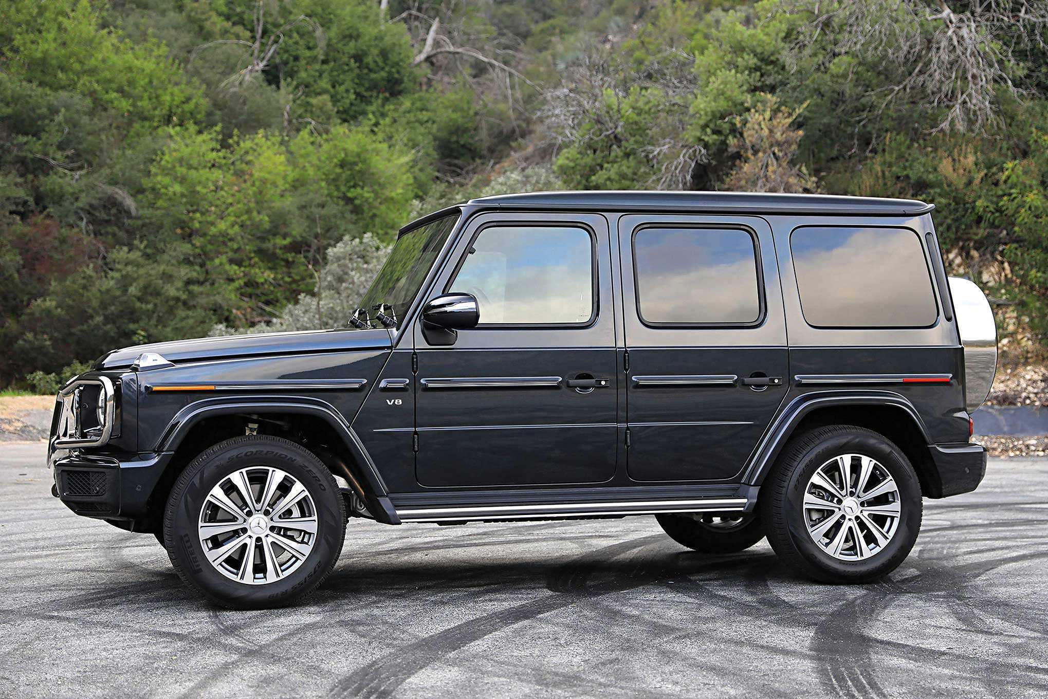 33 New G550 Mercedes 2019 New Model And Performance