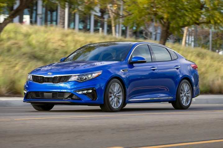 33 New Kia K5 2019 Exterior And Interior
