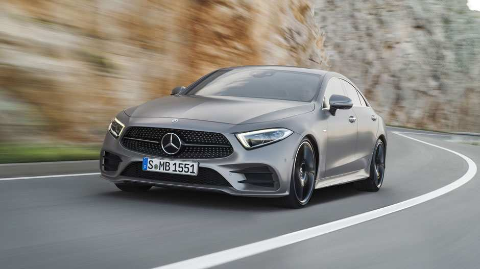 33 New Mercedes 2019 Coupe Concept