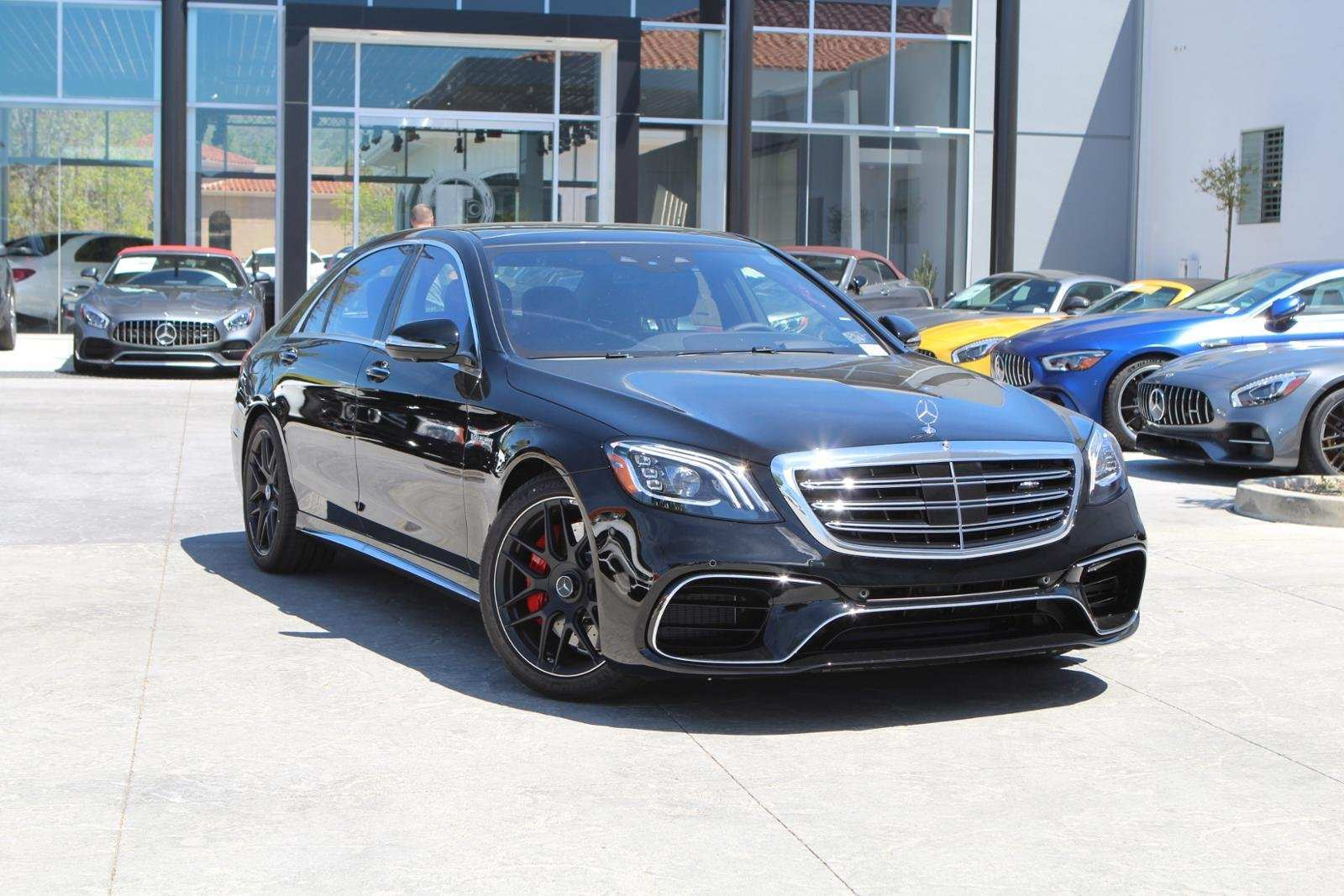 33 New Mercedes S Class 2019 Redesign And Review