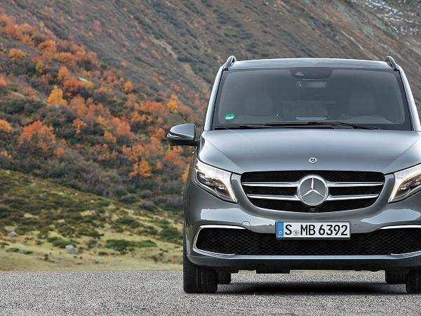 33 New Mercedes V Klasse 2019 Exterior And Interior
