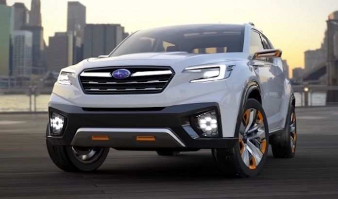 33 New Subaru Ev 2020 Picture