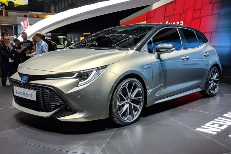 33 New Toyota Auris 2019 Release Date Redesign And Concept