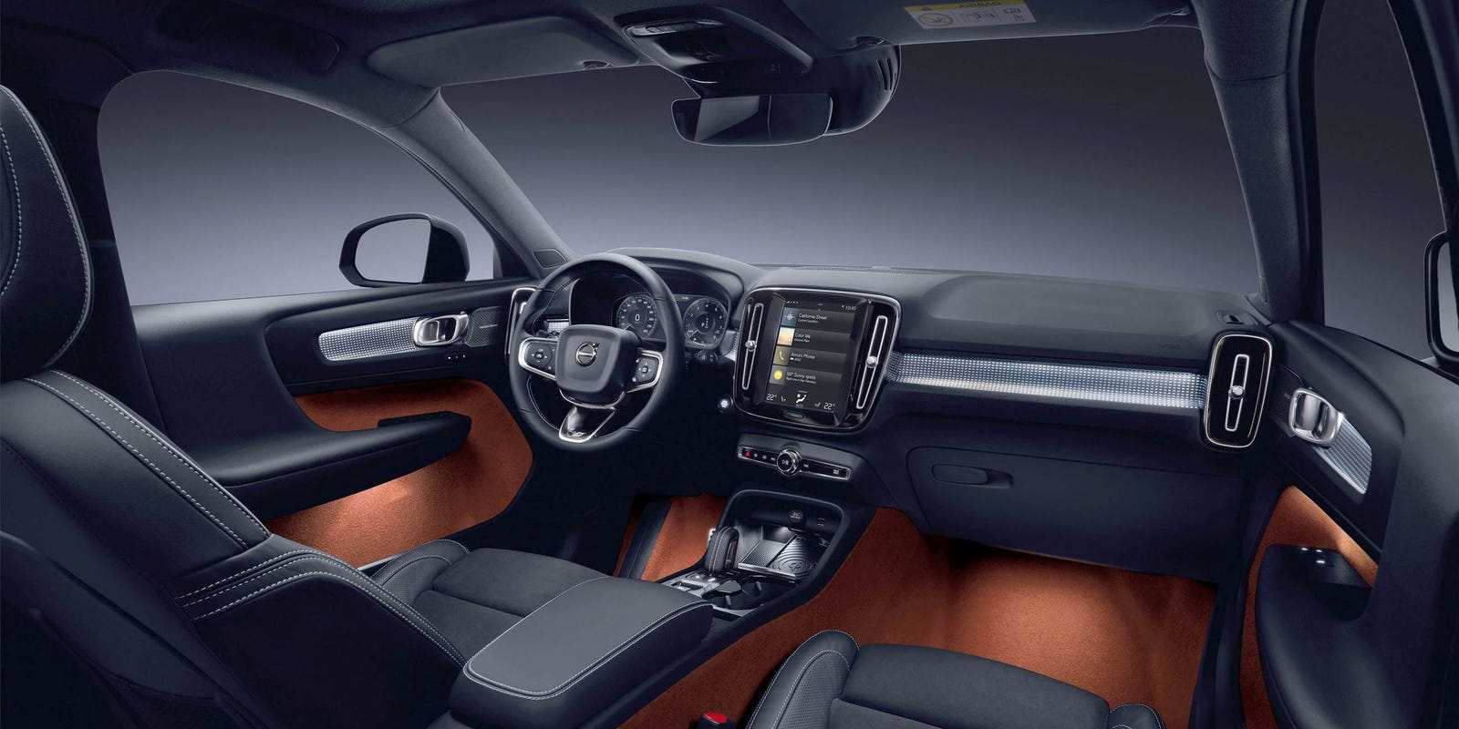 33 New Volvo 2019 Xc40 Review Configurations